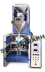 Automatic Form Fill Seal Machines, Pouch Capacity : 10 - 1000 Grams