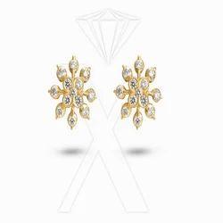 11b50e9db7e46 Diamond Earring in Chennai, Tamil Nadu | Diamond Earring Price in ...