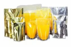 Ghee Packaging Pouches