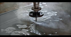 Signage Water Jet Cutting Services