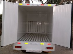 Reefer Truck Container