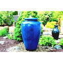 Fiber Pot Fountain
