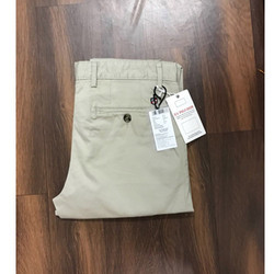 Mens Cotton Regular Fit Trouser