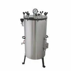 Vertical High Pressure Sterilizer (VHP)