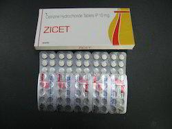 Cetirizine Hydrochloride Tablets