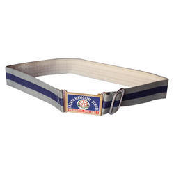 Rectangular Buckle School Belt