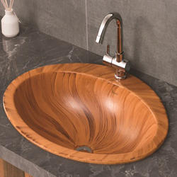 Simpolo Planet TC Hand Crafted Wash Basin