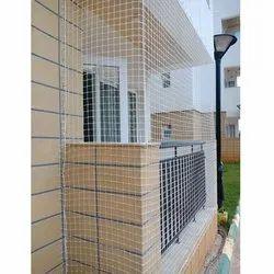 HDPE Balcony Safety Net