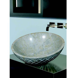 Grey Marble Wash Basin