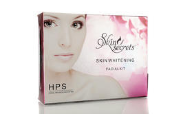 Skin Whitening Kit, Packaging Size: 410 Gm, for Personal, Parlour