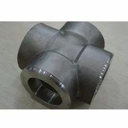 carbon steel cross tee