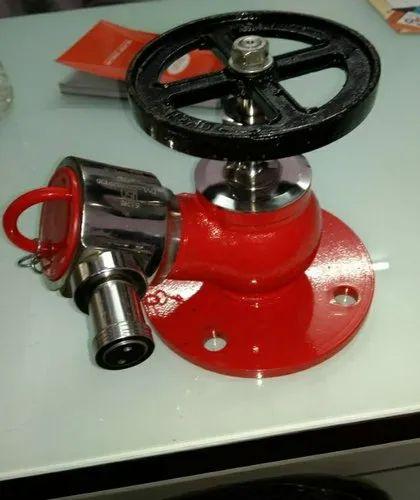 Single Headed Fire Hydrant Valve