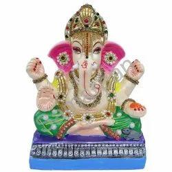 Clay Ganesha 12E