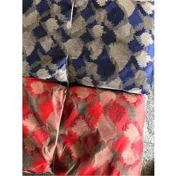 Ikat Jacquard Fabric