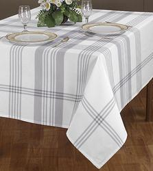 Airwill-Label Multicolor Hand Woven Tablecloth, Size: 140 X 180 Cm