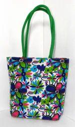 Rubis Green Kalamkari Handbag