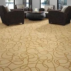 Loop Pile Carpets Wall to Wall Carpet Flooring, For Indoor, Anti-Skidding