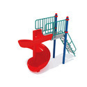 Plastic Play Ground Slide