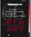 Therminol 66 Heat Transfer Fluid