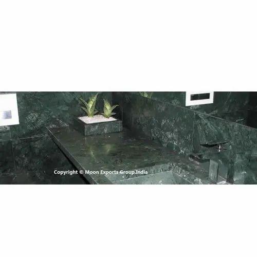 Green Bathroom Wall Marble