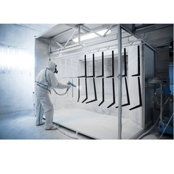 Contract Manufacturing for Metal Coating Industry