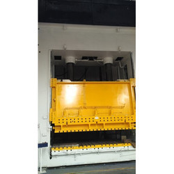 Hydraulic Press Installation Services