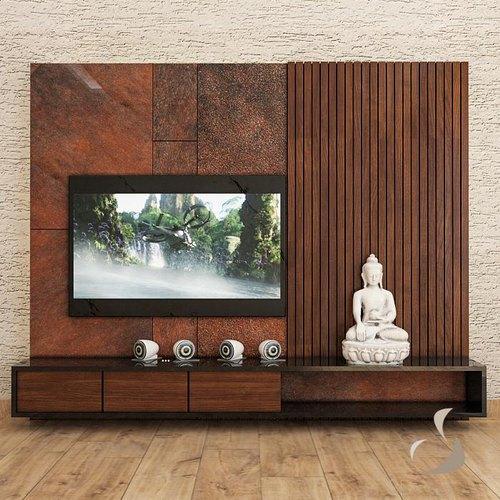 Residential Interior Design Tv Unit At Rs 200 Square Feet Surat Id 21838478530