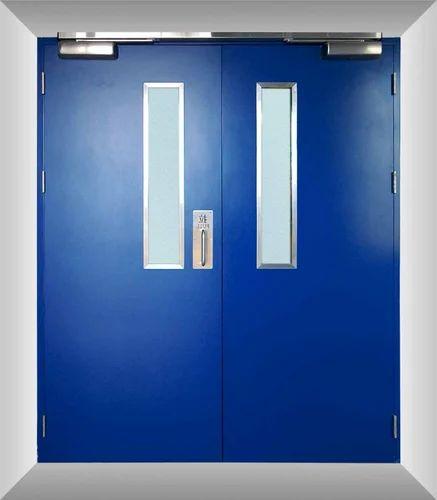 Fire Resistant Metal Door