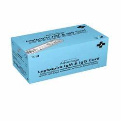 Advantage Leptospira Igm And Igg Card