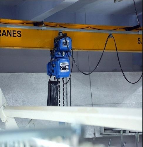 Electric Chain Hoist - Crane Hoist Manufacturer from Surat