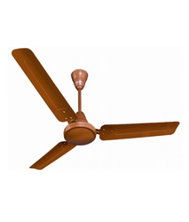 Brown Metal Ceiling Fans