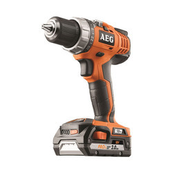13mm Compact Drill / Driver with 2 x 2.0Ah Li-Ion Batteries