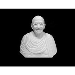 Gandhi bust Statues