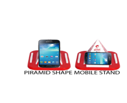 PVC Promotional Mobile Stand, Size: Large