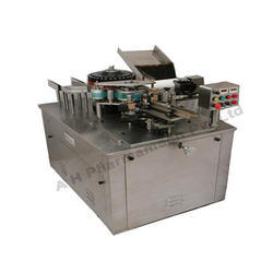 Automatic Horizontal Ampoule and Vial Labeling Machine