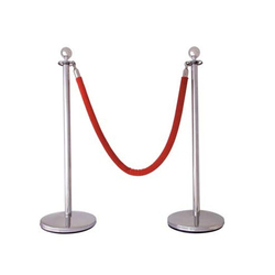 Stainless Steel Queue Stand