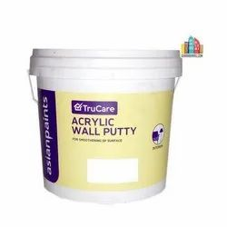 Asian Paint Wall Coating Trucare Acrylic Wall Putty