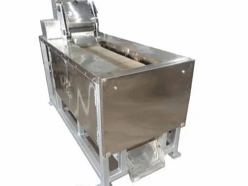 Sairaj Engineering Works Semi Automatic Conveyor Type Chapati Making Machine, Capacity: 1000 - 1200 Per Hour