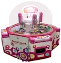 Gift Catcher Arcade Game Machine - Sweet Land