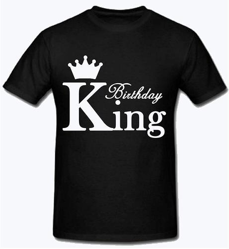 faa1479e59b1 Party Wear Sprinklecart Unique Birthday King Printed T Shirt