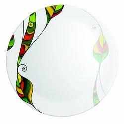 Paradise Melamine Plate