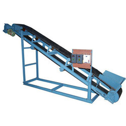 Rubber Belt Conveyor System