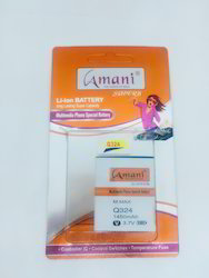 Amani Battery For Micromax Q324