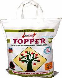 TOPPER Horticultural Crops