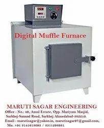 Muffle Furnace Apparatus
