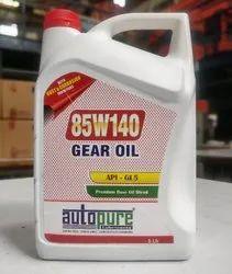 Autopure 85W140 GL5 Gear/Crown Oil