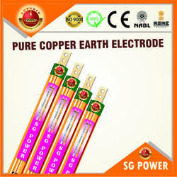 SG R325 Pure Copper Earth Electrode