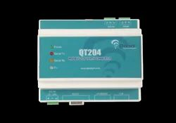 Qinn MODBUS TCP To MODBUS RTU Converter - QT204, Model Name/Number: QT208