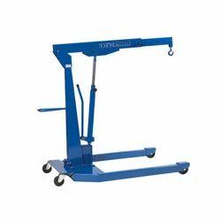 Rotatory Hydraulic Floor Crane