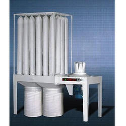 Multiple Bag Portable Dust Collector